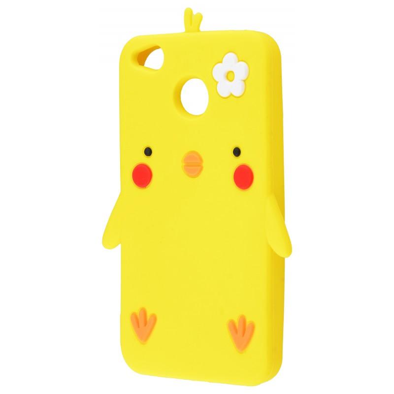 3D чохол Chicken Xiaomi Redmi 4X Yellow