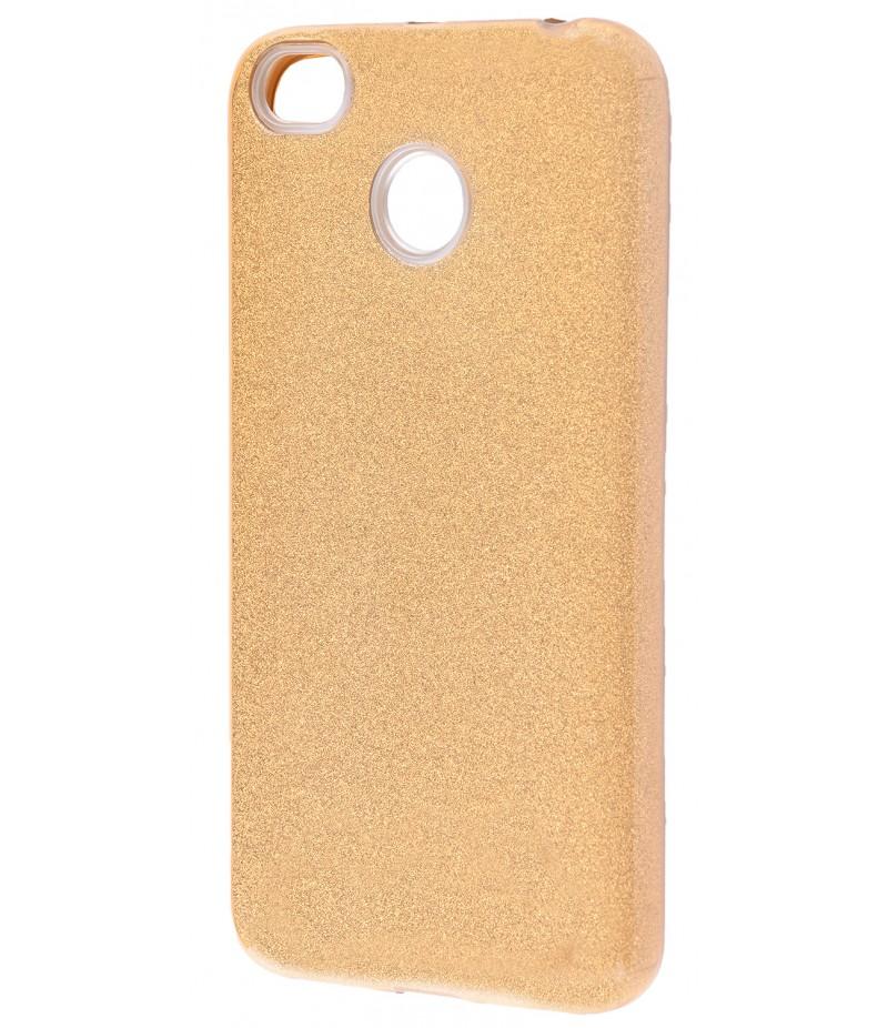Shining Glitter Case Xiaomi Redmi 4X Gold