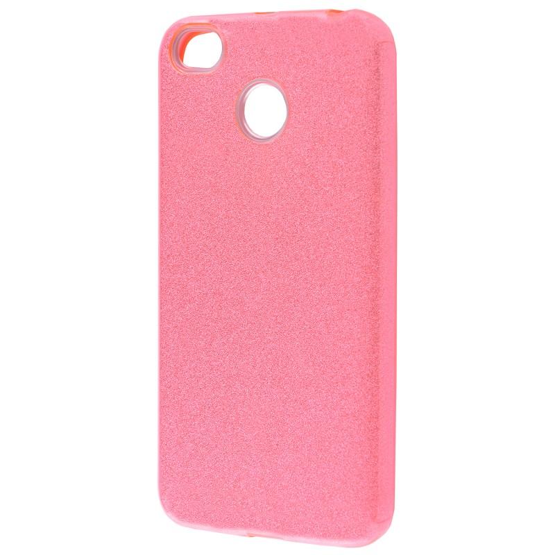Shining Glitter Case Xiaomi Redmi 4X Pink