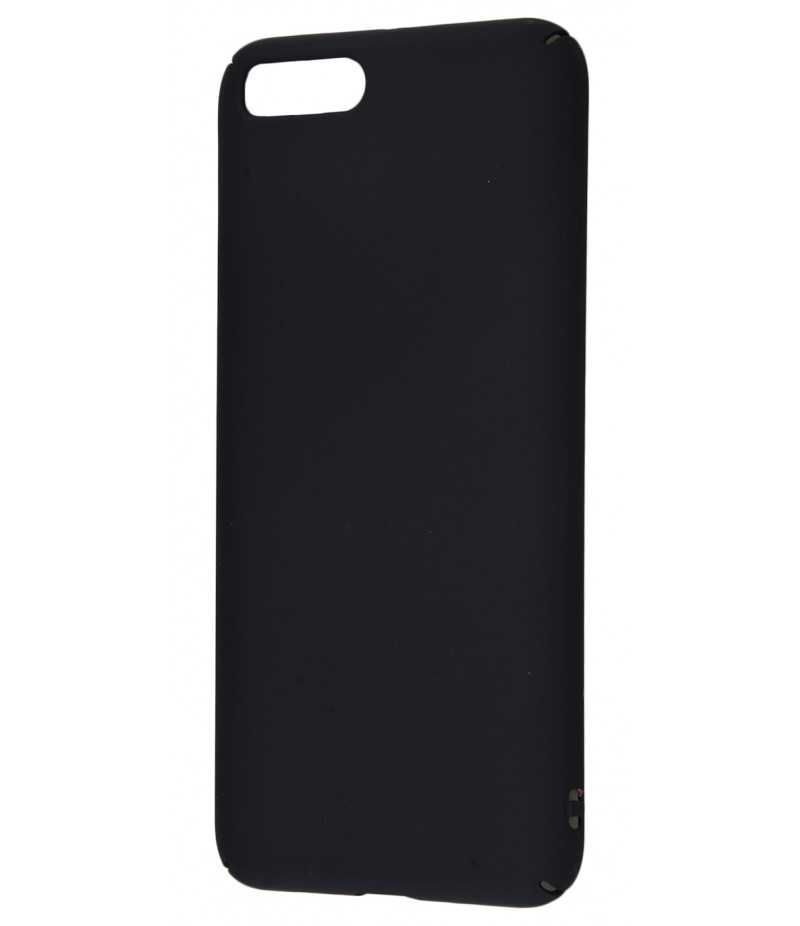 PC Soft Touch Case Xiaomi Mi6 Black