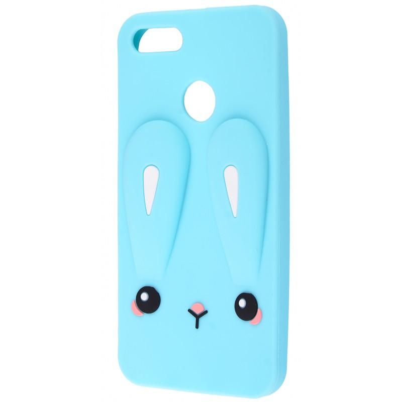 3D чохол Rabbit Xiaomi Mi A1/Mi5X Mint