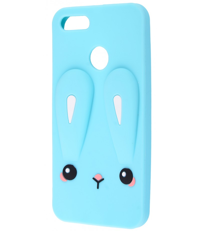 3D чехол Rabbit Xiaomi Mi A1/Mi5X Mint