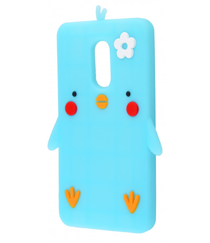 Chicken Xiaomi Note 4X blue