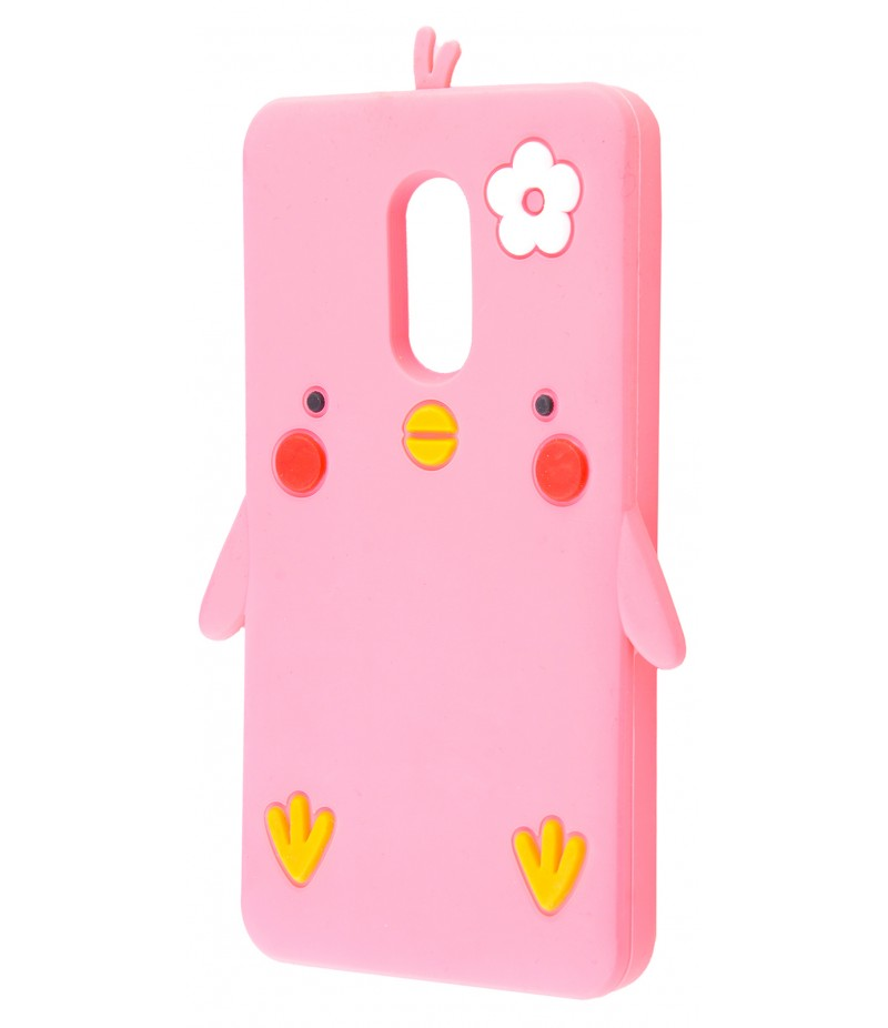 Chicken Xiaomi Note 4X pink