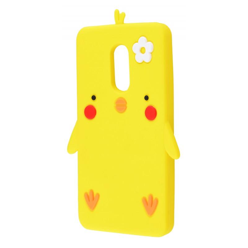 3D чохол Chicken Xiaomi Redmi Note 4X Yellow
