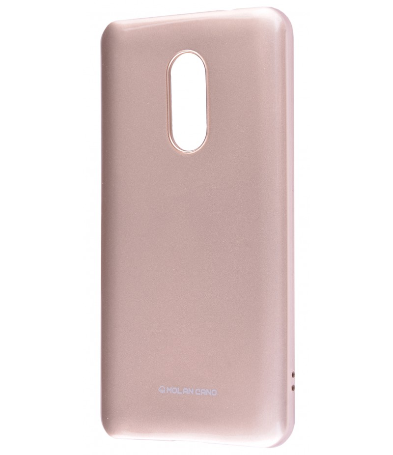 Molan Cano Jelly Gloss Xiaomi Note 4X gold