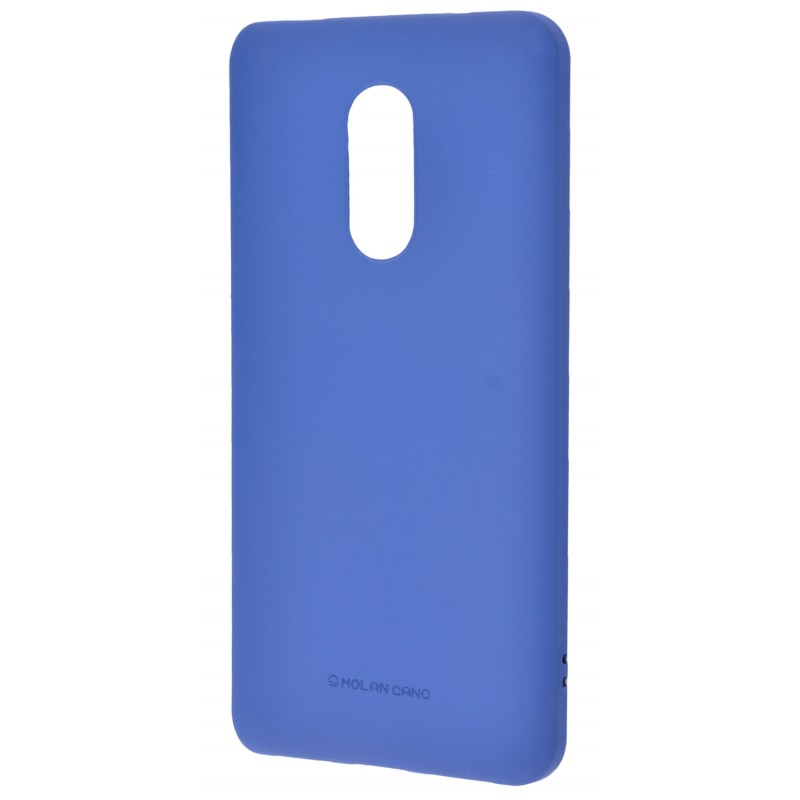 Molan Cano Jelly Case Xiaomi Redmi Note 4X Blue