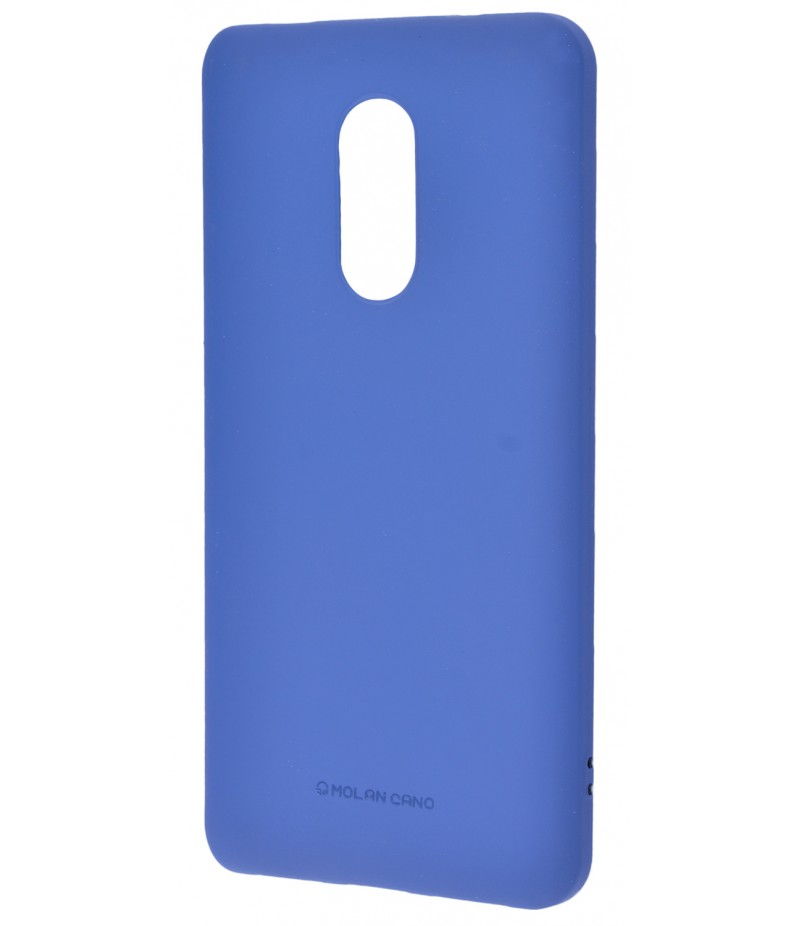 Molan Cano Jelly Xiaomi Note 4X blue