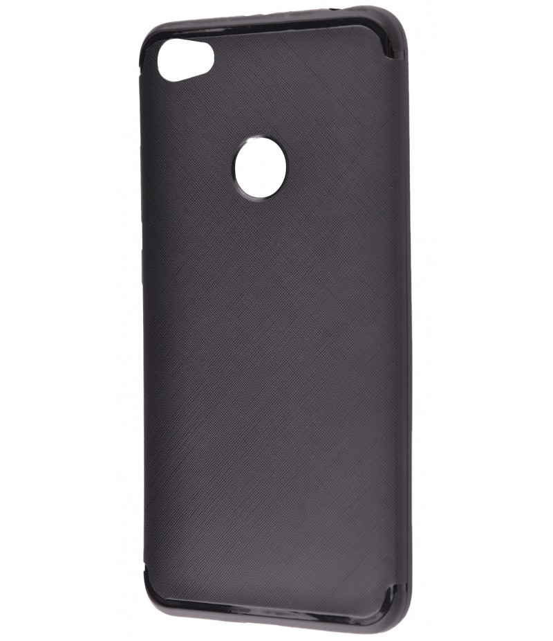 TPU Cross Line Xiaomi Note 5A Prime black