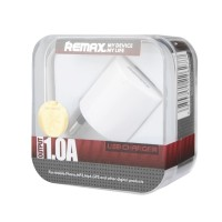 Usb adapter charger Remax 1A