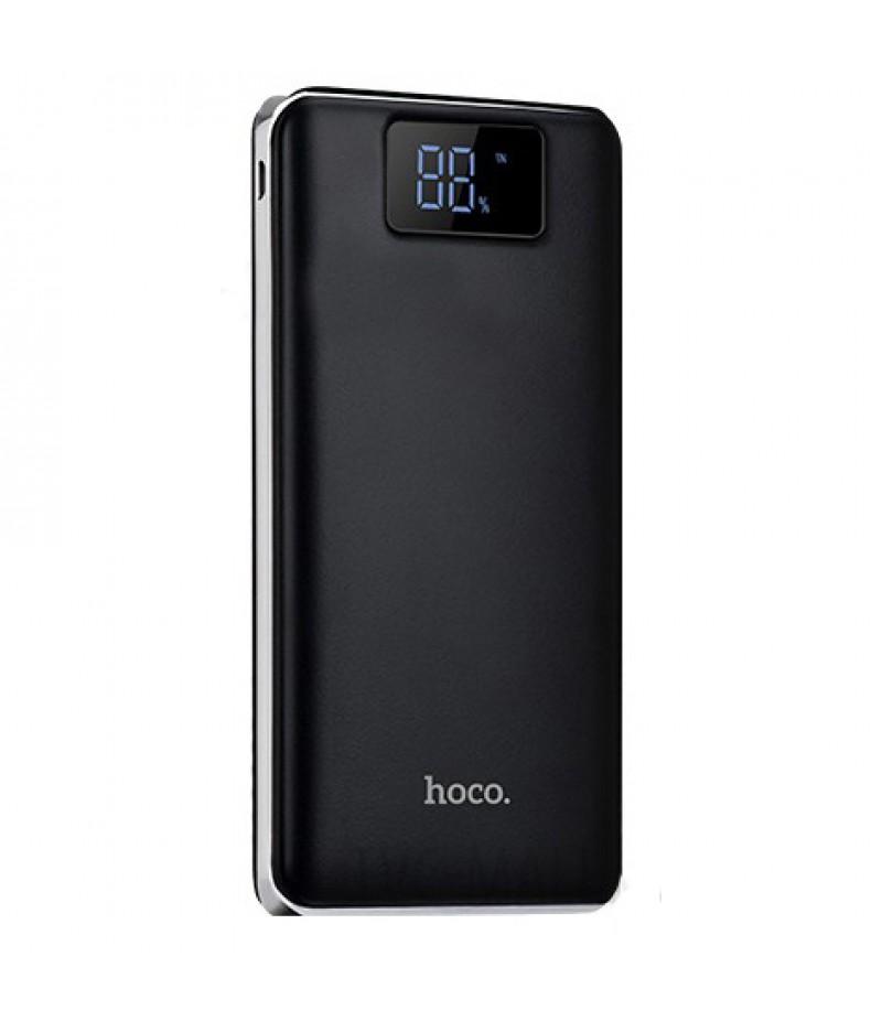 Внешний аккумулятор Hoco B23B Flowed 20000 mAh Black