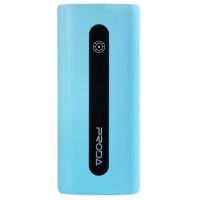Внешний аккумулятор Proda E5 5000mAh + microUSB Blue