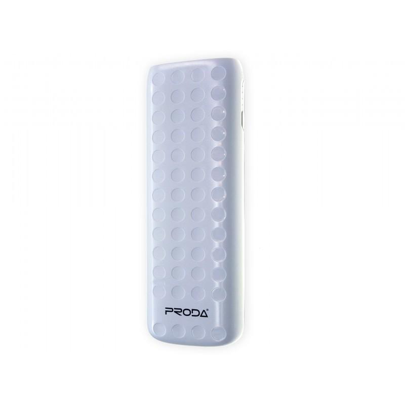 Переносний акумулятор Remax Proda Lovely Power Box 12000mAh White