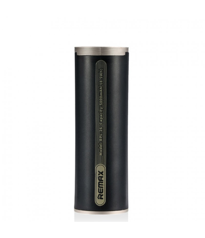 Powerbank Remax Ring Holder RPL-26 5000 mAh black