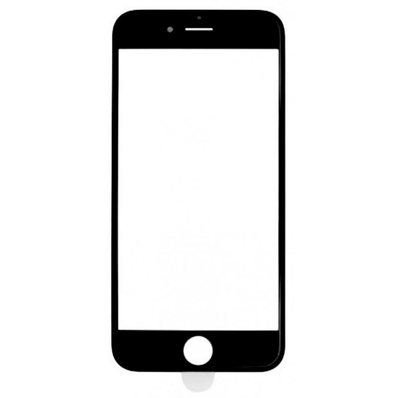 Захисне 4D скло Full Screen 360 для iPhone 6 Plus Black